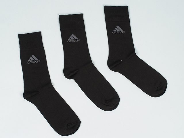 chaussettes homme adidas thin corp noir cho7 3 p 24802. Black Bedroom Furniture Sets. Home Design Ideas